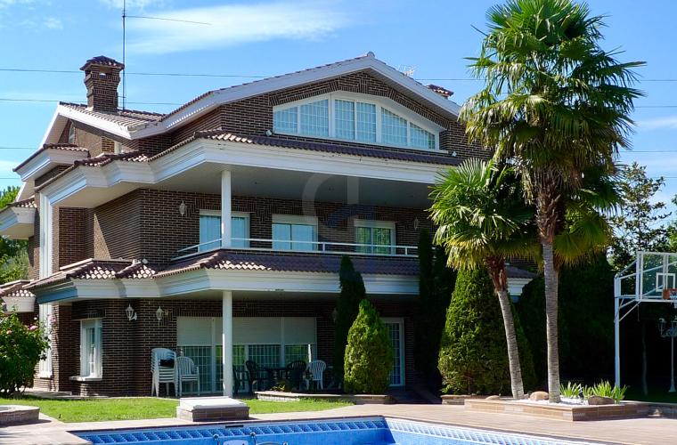 Boadilla • Chalet Independiente
